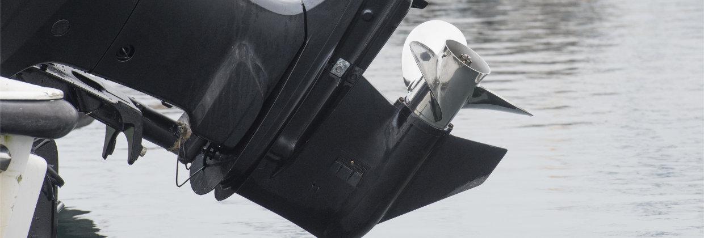 Skillnaden mellan stöldskyddsmärkning för båtmotorer Smart Protection och Securemark