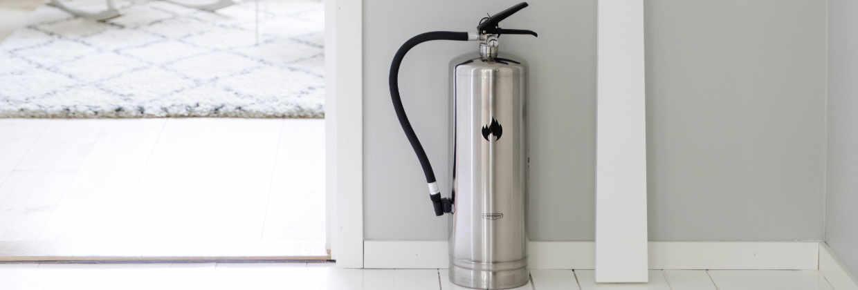 Värt att veta om pulversläckare i hemmet | St George®