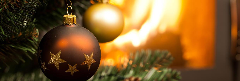 Så brandsäkrar du hemmet inför julen