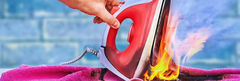 Så släcker du en elbrand