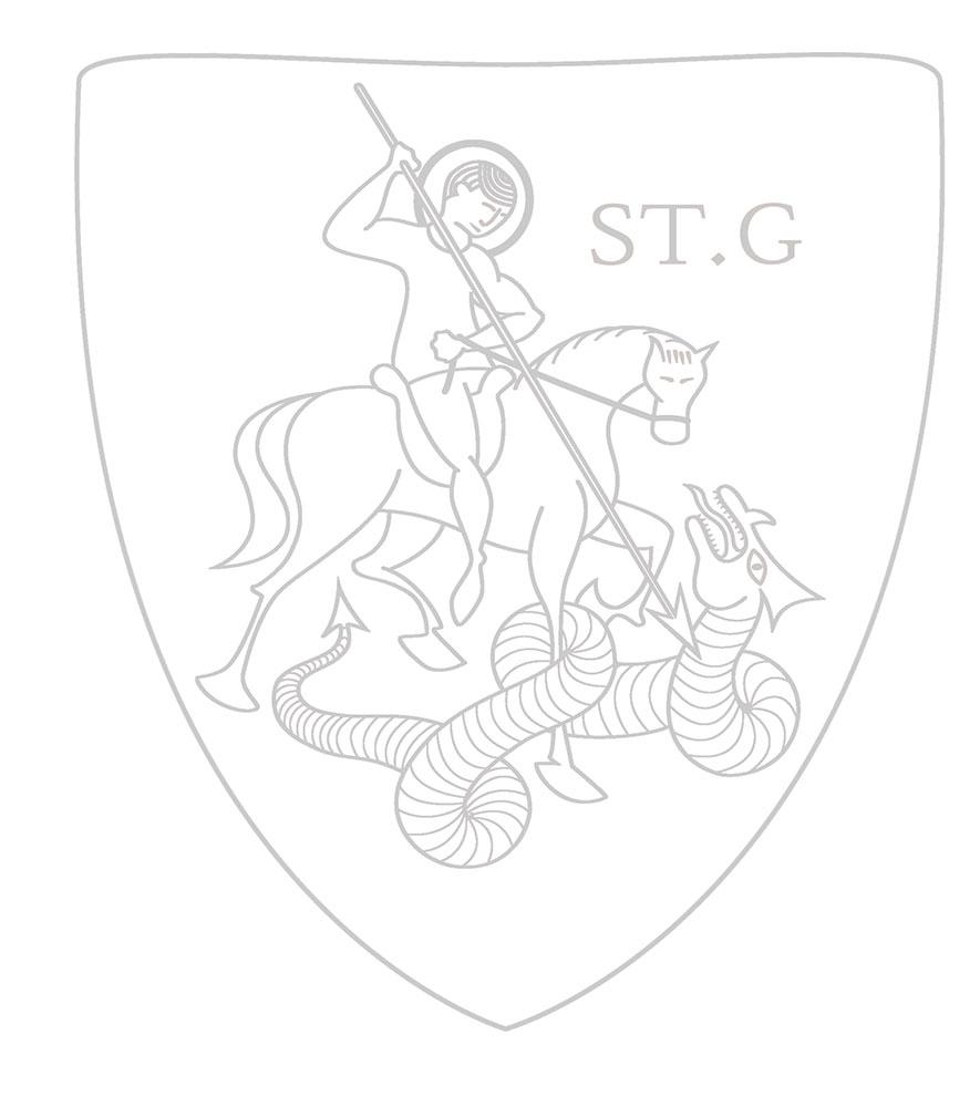 Branddörr St George