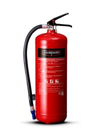 Pulversläckare 6 kg 55A 233B C Housegard Röd