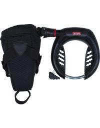 Cykellås ABUS Plus Pro Shield 5950 med låskätting