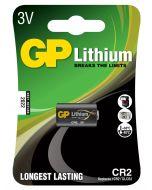 Engångsbatteri GP Ultra 3V / CR2 FotoLithium