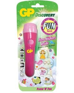 Ficklampa för barn GP Fun Torch