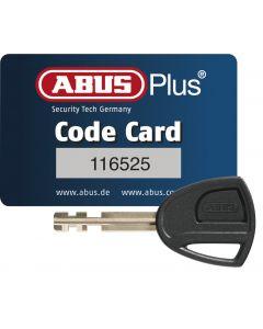 Extra nyckel ABUS Plus