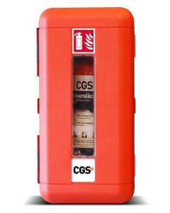 Brandsläckarskåp CGS för 6 kg släckare