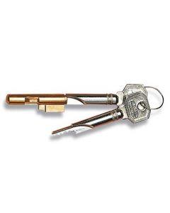 Detektivlås Burg Wächter E7/2 med olika låsning