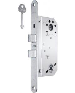 Låshus med fallregel ASSA 562 med uppställningsnyckel