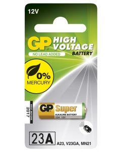 Engångsbatteri GP Super Specialbatteri 23A med 12V