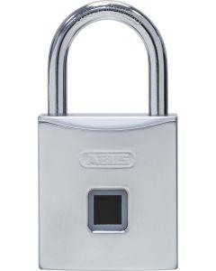 Hänglås med biometrisk öppning ABUS Touch 56/50