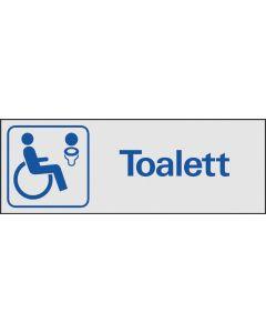 Toalett kandikapp