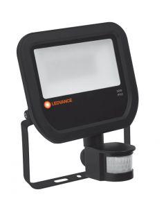 Strålkastare med LED och rörelsedetektor Ledvance Floodlight 50W