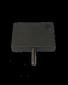 Nyckel till batteribyte