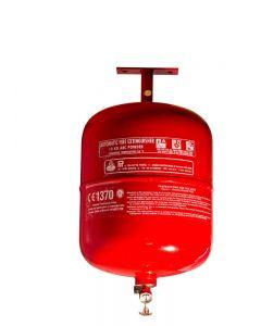 Automatutlösande pulverbehållare Housegard 10 kg