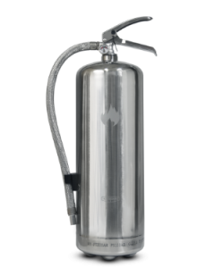 Pulversläckare 6 kg 55A 233B C Housegard Design Edition Krom