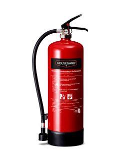 Rekommenderad brandsläckare för offentliga miljöer 6 liter