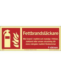 Fettbrandsläckare