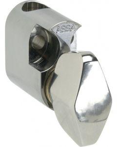 Oval vredcylinder till insidan ASSA
