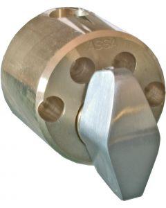 Rund vredcylinder till insidan ASSA