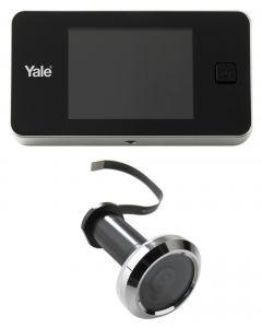 Elektroniskt dörröga/dörrkikare Yale Standard